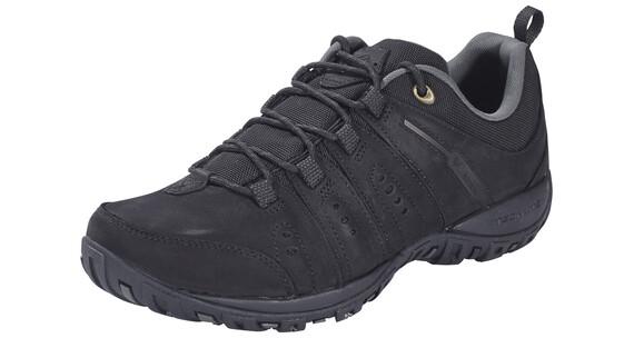 Columbia Peakfreak Woodburn II Shoes Men black / grill